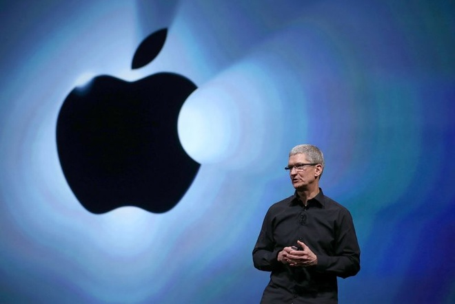 Apple xac nhan su dung nen tang cua Google cho iCloud hinh anh