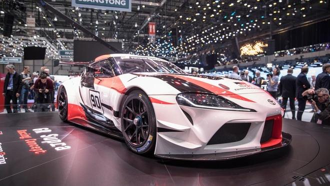 Toyota Gazoo Racing: Huyen thoai xe dua Supra duoc hoi sinh hinh anh