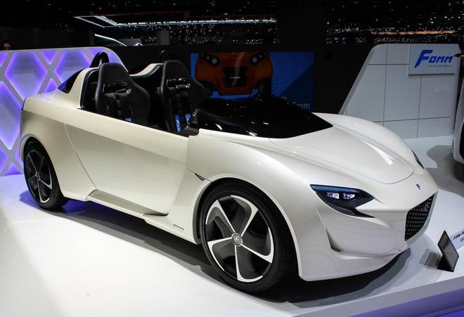 Nhung mau xe doc dao, ky quac tai Geneva Motor Show 2018 hinh anh 6