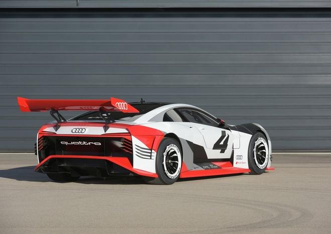 Xe dien Audi E-tron Vision Gran Turismo hinh anh