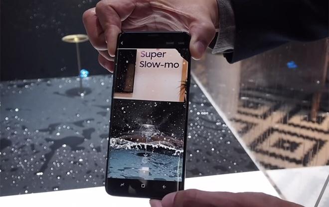 Chuyen chua ke ve camera cua bo doi Galaxy S9 hinh anh 2
