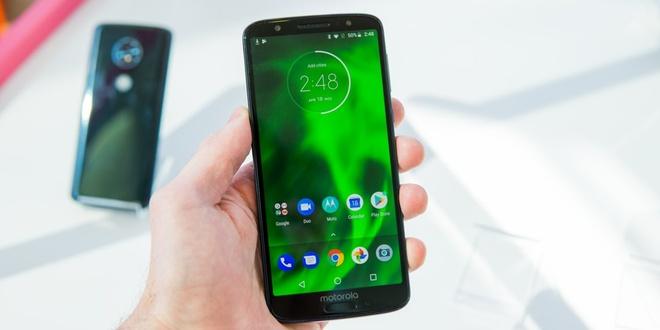 Moto G6 ra mat: Camera kep, Snapdragon 630, gia tu 250 USD hinh anh