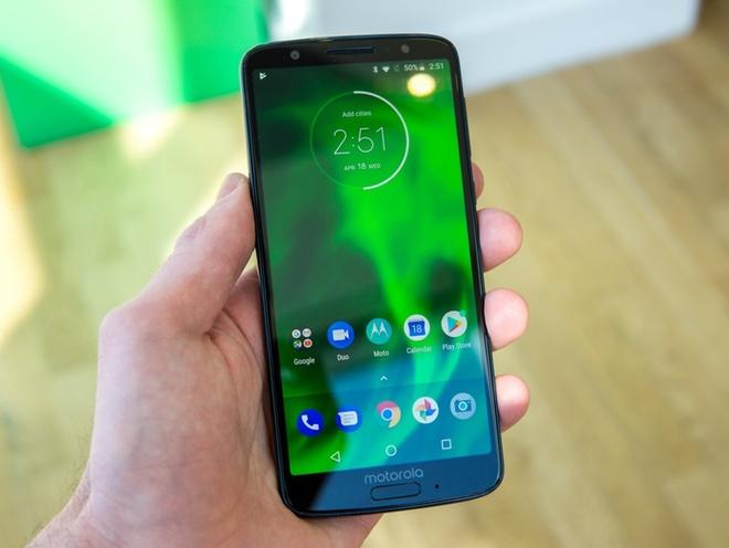 Moto G6 ra mat: Camera kep, Snapdragon 630, gia tu 250 USD hinh anh 1