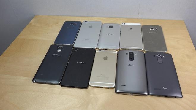 iPhone dang mua hon smartphone Android, anh 3