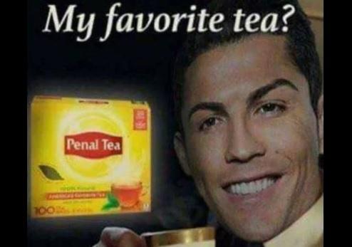 Anh che Ronaldo xuat hien tran ngap mang xa hoi hinh anh