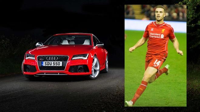 Dan xe 'khung' cua doi tuyen Anh: Tu Audi, Bentley cho den Lamborghini hinh anh 4