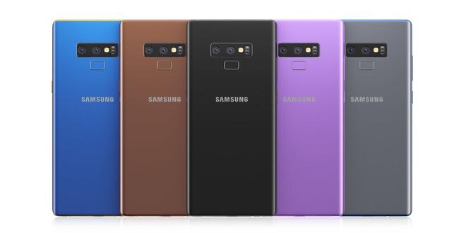 Thiet ke Galaxy Note 9 hoan chinh dua tren tin don hinh anh