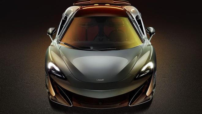 McLaren 600LT ra mat, gia tu 243.000 USD hinh anh