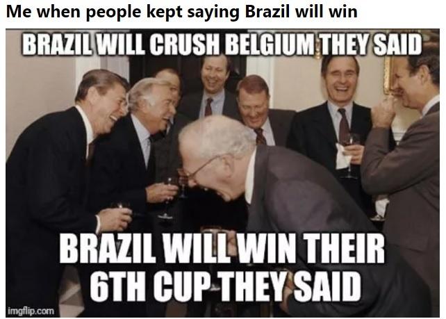 Bi loai, Brazil va Neymar thanh de tai che anh tren mang xa hoi hinh anh 7