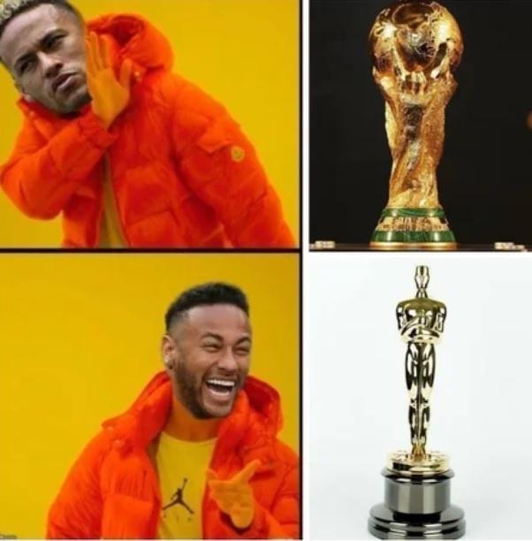 Bi loai, Brazil va Neymar thanh de tai che anh tren mang xa hoi hinh anh 6