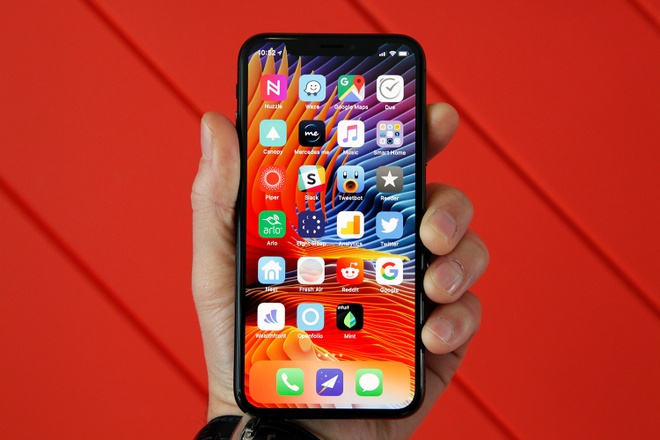 iPhone 2018 se gay that vong? anh 1