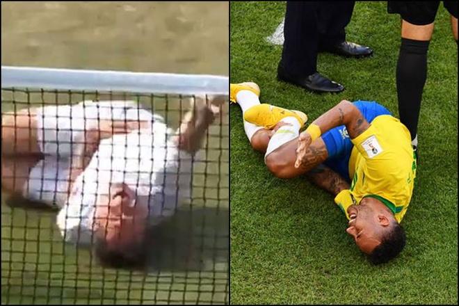 Cay vot Wimbledon bat chuoc pha an va cua Neymar gay sot Twitter hinh anh