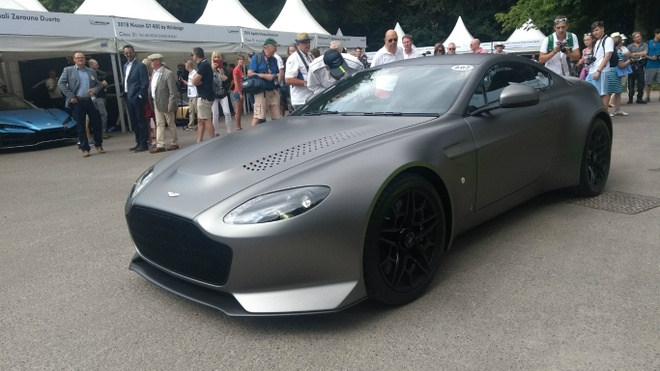 Goodwood Festival of Speed 2018: Cuoc hoi ngo cua cac anh tai hinh anh 4