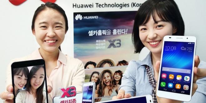 Lap mang 5G tai Han Quoc, Huawei chiem san nha cua Samsung? hinh anh