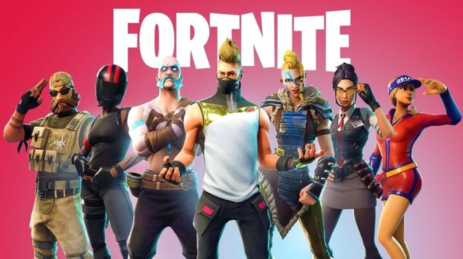 Fortnite - co may in tien ty USD trong lang game hinh anh 1