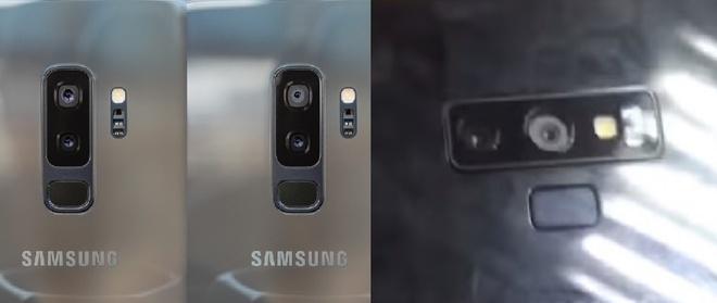 Galaxy Note9 xuat hien tron ven trong clip ro ri hinh anh 1