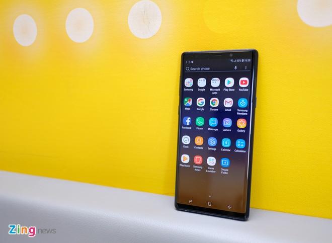 Bao quoc te noi gi ve Galaxy Note9? hinh anh 2