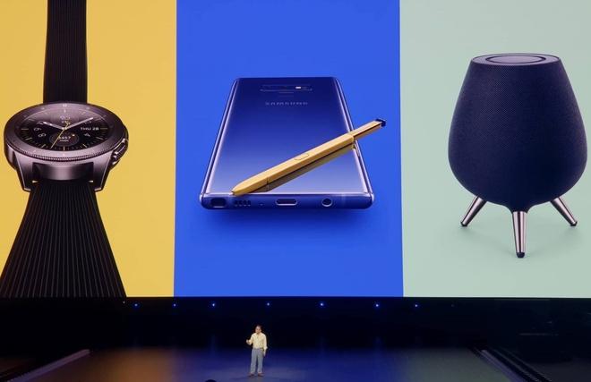 Bao quoc te noi gi ve Galaxy Note9? hinh anh 1
