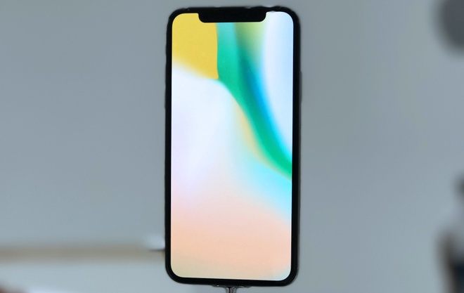 iPhone X dinh huong thi truong smartphone nam qua nhu the nao? hinh anh 1