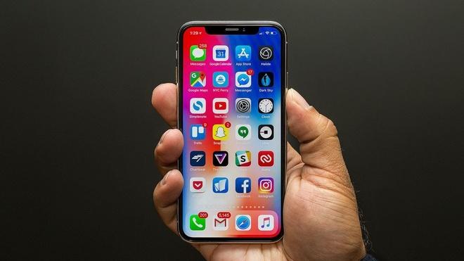 iPhone X dinh huong thi truong smartphone nam qua nhu the nao? hinh anh