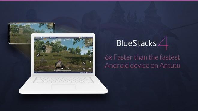 BlueStacks 4 ra mat, chay app Android nhanh hon smartphone cao cap hinh anh