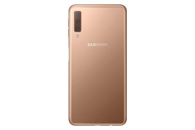Samsung ra mat Galaxy A7 2018 voi 3 camera sau, chip loi tam hinh anh 6