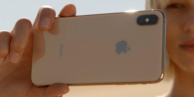 Apple bi phat hien gian lan anh chup bang iPhone XS hinh anh