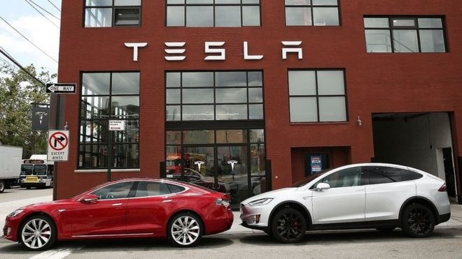 Tesla mua dat xay nha may o Trung Quoc hinh anh