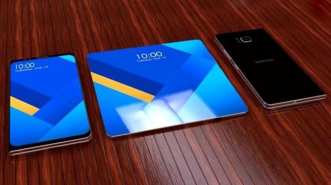 Samsung co the ra 3 chiec Galaxy S10 va smartphone man hinh gap hinh anh