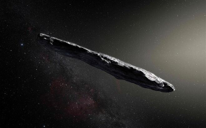 Tau vu tru ngoai hanh tinh Oumuamua anh 1