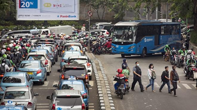 Singapore muon loai bo ket xe bang nhung ung dung nay hinh anh