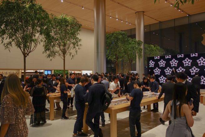 Apple Store tai Thai Lan chinh thuc ra mat hinh anh 5
