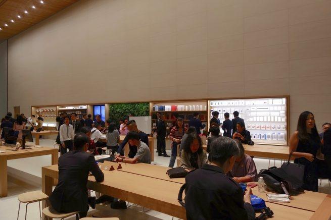Apple Store tai Thai Lan chinh thuc ra mat hinh anh 6