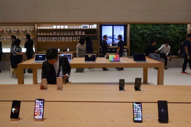 Apple Store tai Thai Lan chinh thuc ra mat hinh anh 7