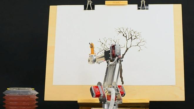 Robot co the sang tao hay khong? hinh anh