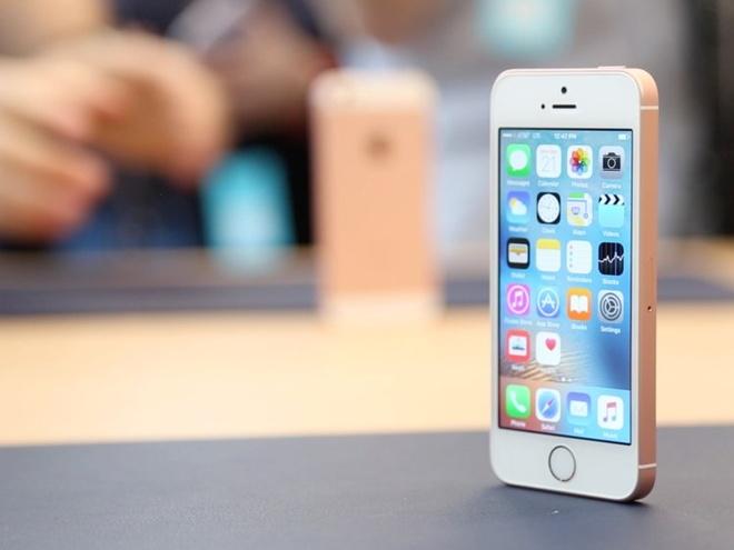 'Toi vua lo dip mua chiec iPhone dep nhat' hinh anh 1