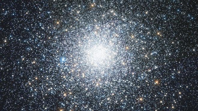 Hinh anh vu tru chup boi kinh Hubble anh 3