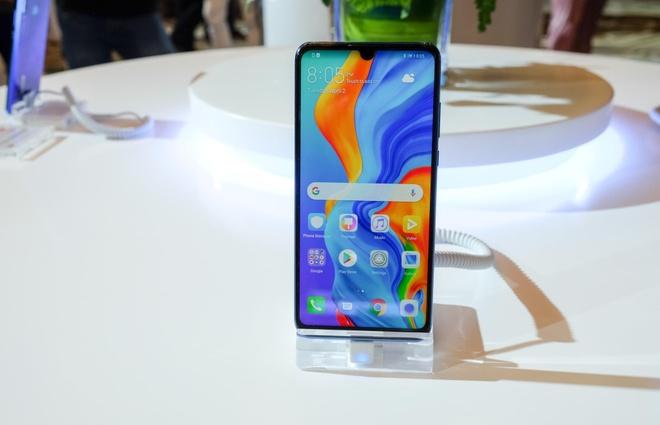 Huawei P30 Lite ra mat tai Viet Nam anh 1