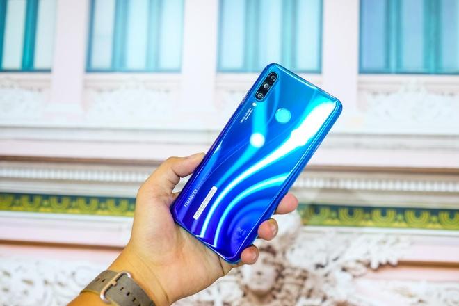 Huawei P30 Lite ra mat tai Viet Nam anh 4