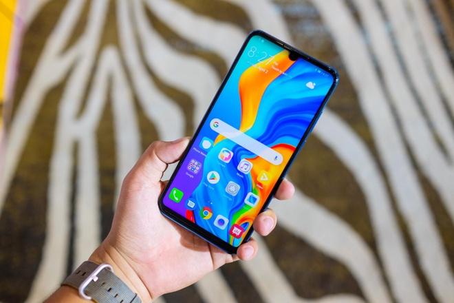 Huawei P30 Lite ra mat tai Viet Nam anh 2