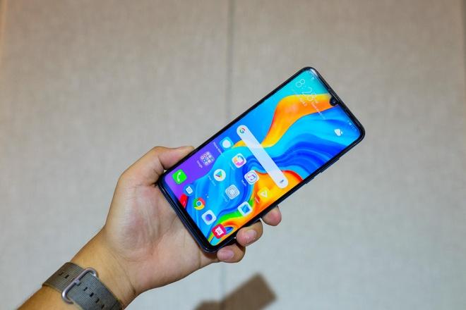 Huawei P30 Lite ra mat tai Viet Nam anh 3