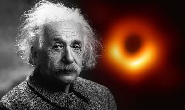Sau 100 nam,  Einstein van dung anh 1