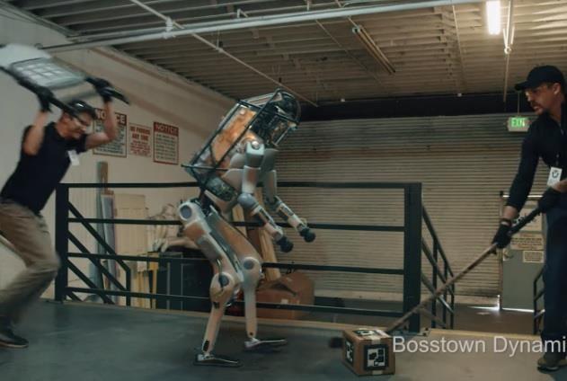 Boston Dynamics hanh ha robot hinh anh