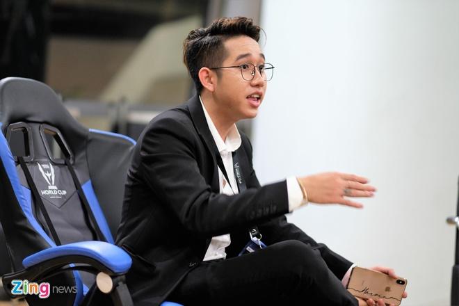 HLV Team Flash: 'Toi dung so truong cua Dai Bac de danh bai ho' hinh anh