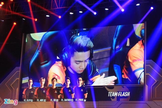Team Flash cho thay vong tuyen chon dai dien SEA Games 30 la thua hinh anh 2