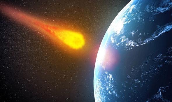 Chuyện gì xảy ra nếu một tiểu hành tinh va vào Trái Đất?