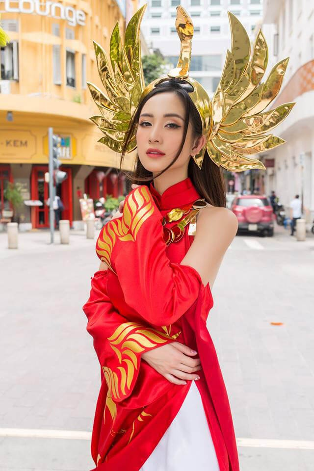 Trang phuc,  nhan vat Viet Nam trong game quoc te anh 2