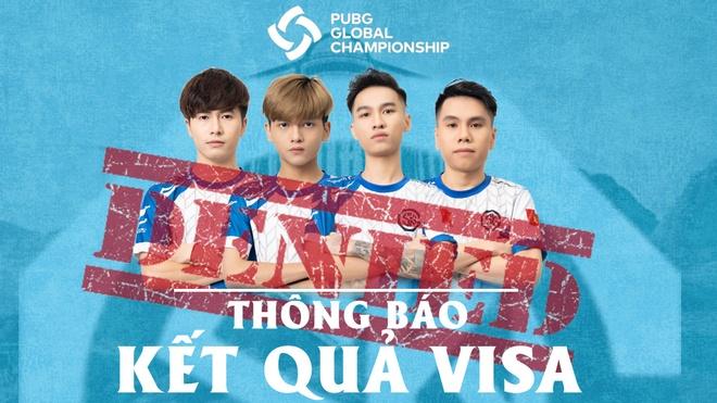 Tuyen PUBG Viet Nam rot visa den My anh 1