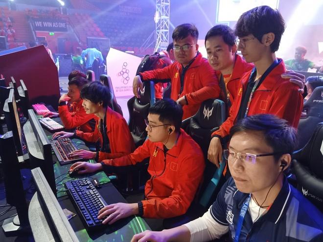 Tham hoa Wi-Fi khien eSports tai SEA Games 30 dien ra nhu tau hai hinh anh 3