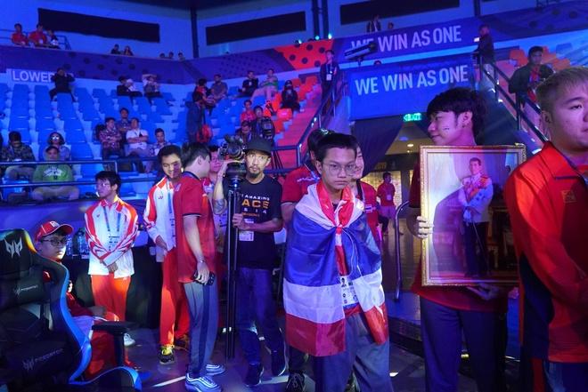 Thai Lan gianh huy chuong vang Lien Quan tai SEA Games 30 hinh anh 5